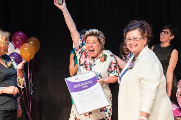 Pascale Flevolandse Zakenvrouw 2016!