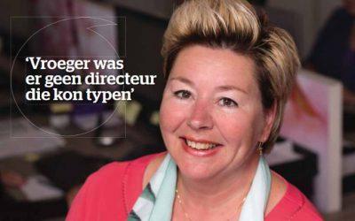 Management Support interviewt Pascale: een boeiend verhaal over ondernemerschap en het secretaressevak