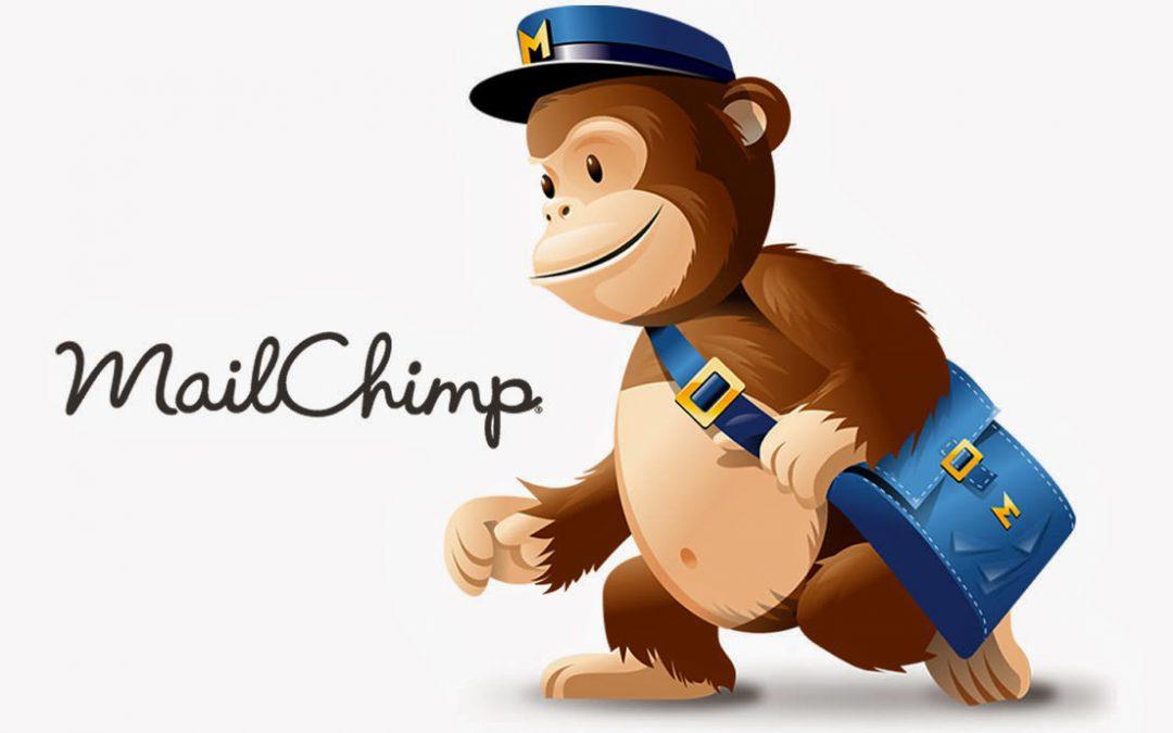 Nieuwe service: Mailchimp